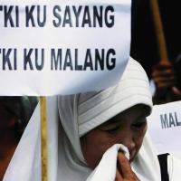 TKI Diperkosa... Indonesia Bisa Apaaa...???