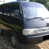 Spesifikasi Suzuki Carry Real Van