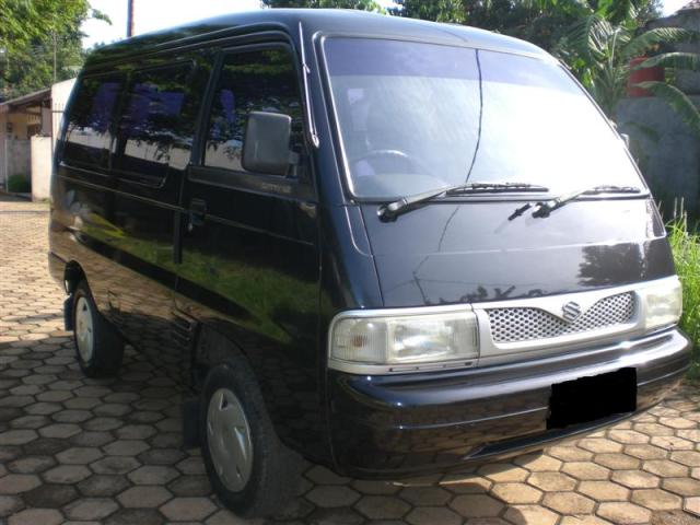 suzuki-carry real van
