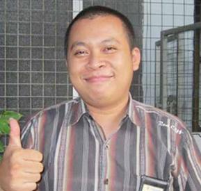 Hazmi Fitriyasa alias Hazmi Srondol