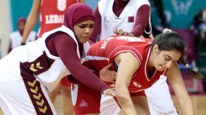 basket ball woman