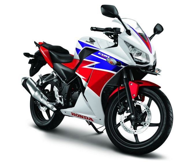 CBR150R three color