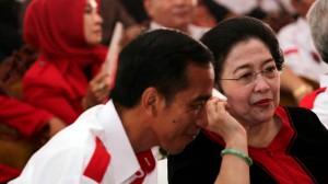 Megawati-Jokowi