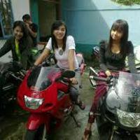 Rider Kawasaki Ninja RR Wanita... Jadi Korban amukan dan pengeroyokan FPI...!!!