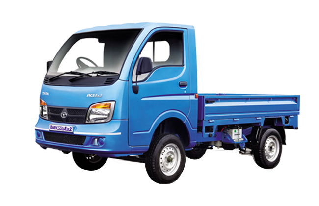 Saingan Carry Pick Up Bermesin Diesel Tata Ace Ex2
