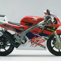 Suara NSR 250R SP MC28 ....