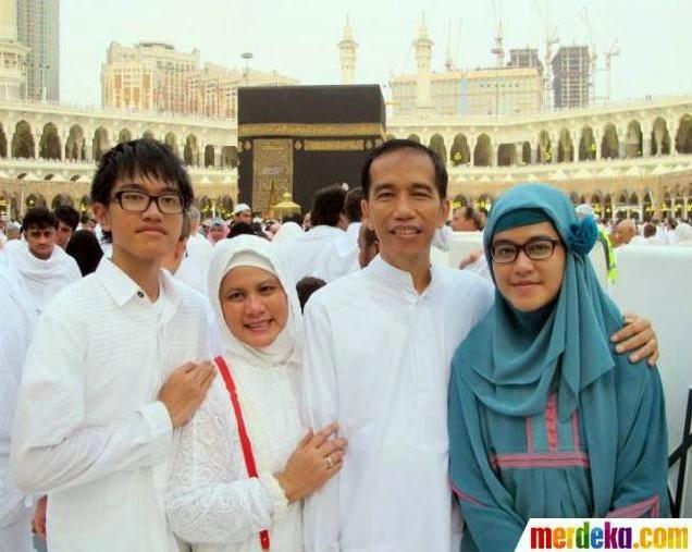 Jokowi-beserta-anak2nya