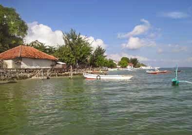Pulau Tonduk di Kepulauan Kangean