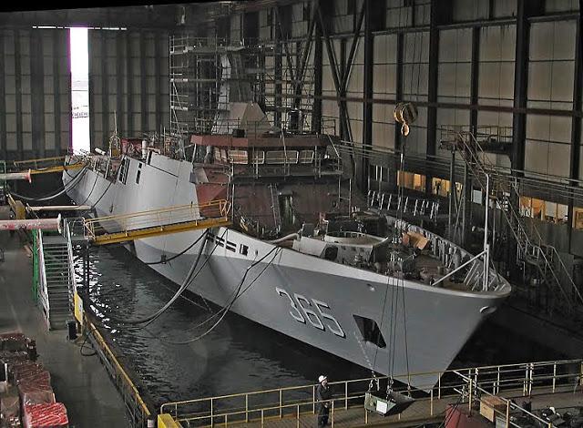 kapal perang pt pal