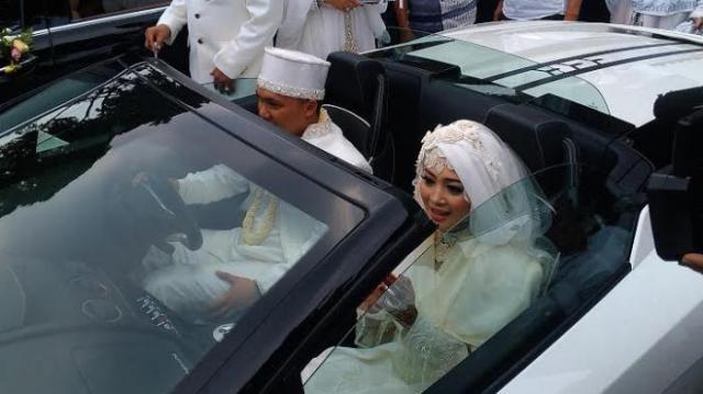 nuri maulida menikah