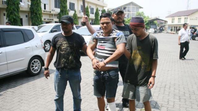 pacar mayang prasetyo ditangkap polisi