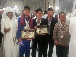pemenang mtq internasional asal indonesia