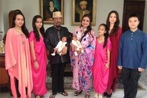 sultan ternate beserta keluarga