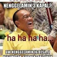 """""""Meme"""" Untuk Jokowi Dan Abu Rizal Bakrie Dari Netizen....."""
