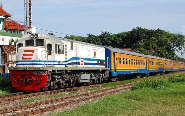 ka ekonomi kereta api