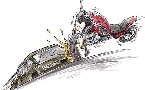 Kecelakaan tabrak lari
