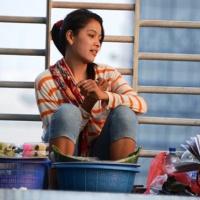 Ninih Penjual Gethuk Cantik Yang Lagi Populer Di Media Sosial....