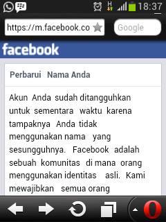 razia Facebook