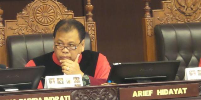 arief hidayat ketua mk 2015-2017