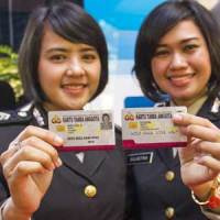 Kartu Anggota POLRI = Kartu ATM piye kamsude...???