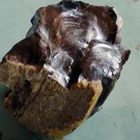 Batu Dari Fosil Kayu Eboni Poso....eksotik....