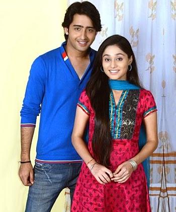 Soumya Seth dan Shaheer Sheikh