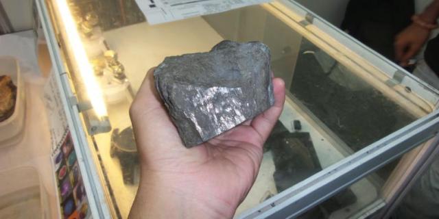 batu badar emas papua