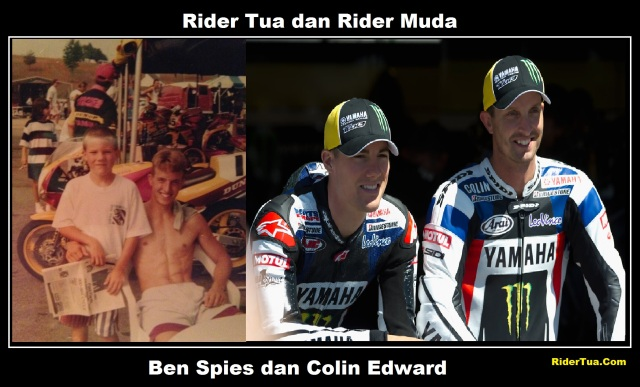 colin edward- benspies