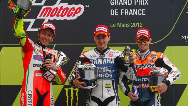 Le-Mans-Podium 2012