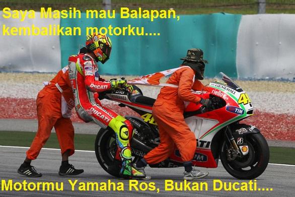 Meme lucu Valentino Rossi1