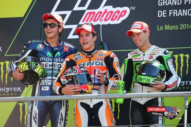 MotoGP Le Mans 2014