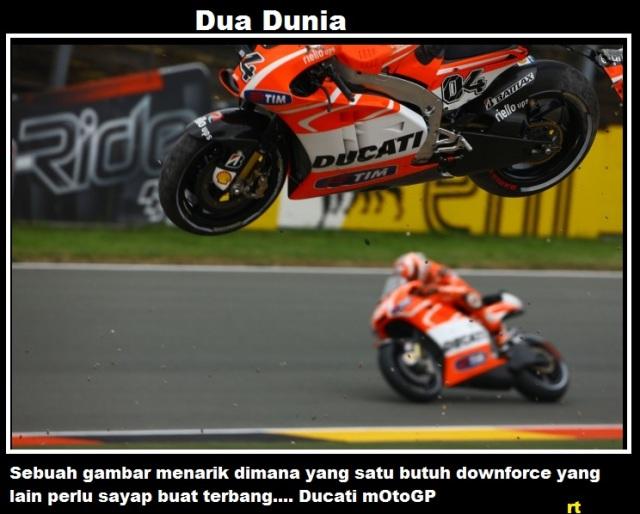 Ducati Dua sisi