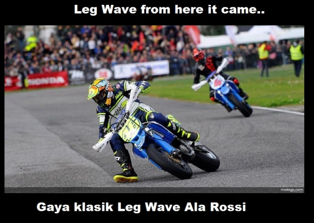 leg wave rossi