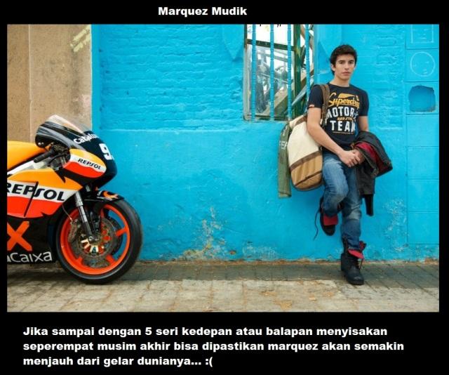 Marquez Mudik