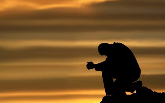Berserah diri berdoa