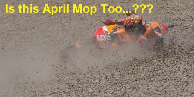 gravel-mop marc marquez