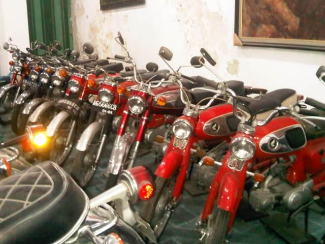 motor tua