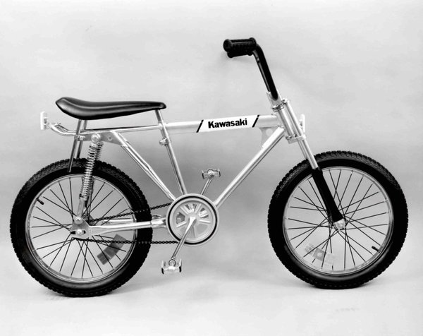 Kawasaki Sepeda