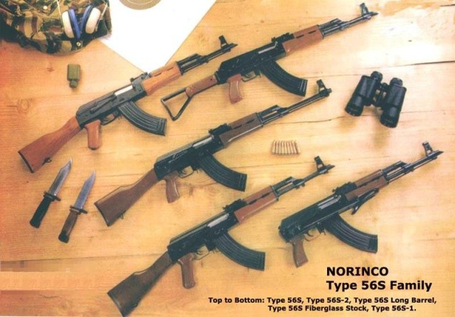 Norinco weapons
