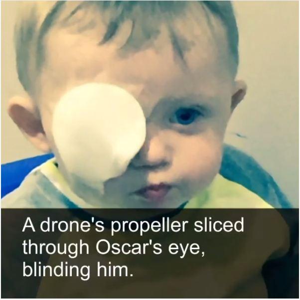 balita buta drone