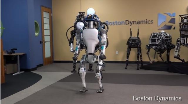 Boston-Dynamic-robot