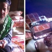 Kakek Asal Sidrap Sulawesi Selatan Ini Berniat Jual Berlian Asli Senilai Rp 7 T...untuk apa..???