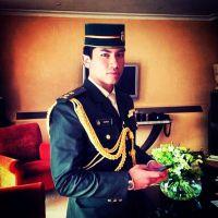 Abdul Mateen Bolkiah...Pangeran Tampan Dari Brunei Darussalam...