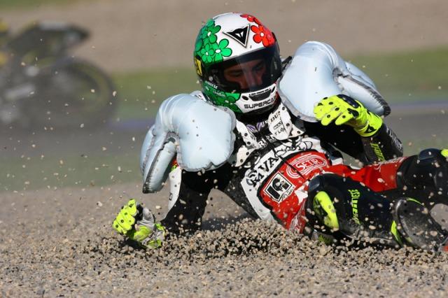 Cara kerja baju balap motogp