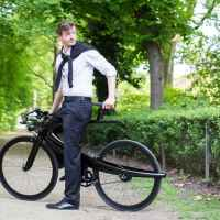 Harga sepeda Onthel ini hampir menyentuh 300 juta rupiah...wah....!!!