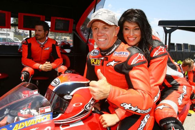 Silvia Ferrer, US MotoGP 2006