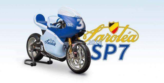 Sarolea electric bike