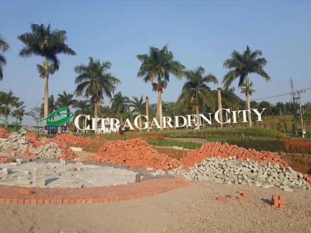 citra garden city malang