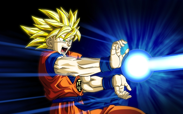 dragon-ball-z-kamehameha-super saiyan