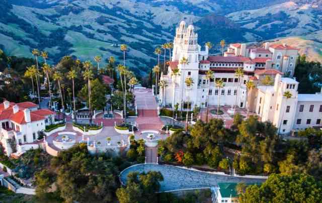 rumah san simeon california